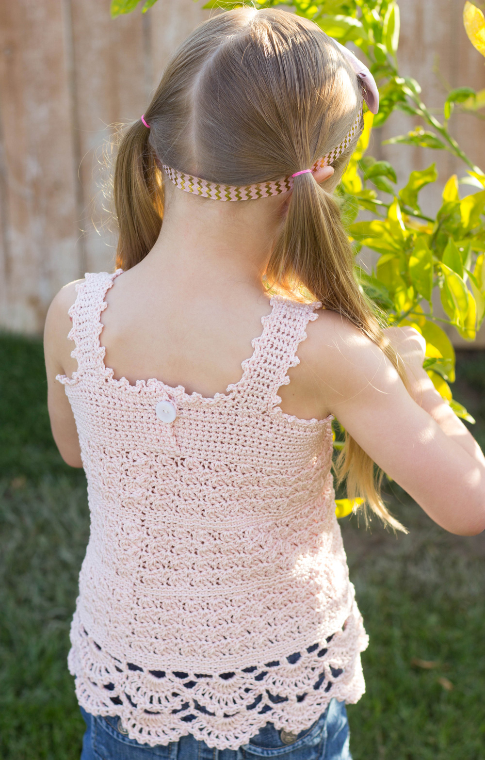 Angel Lace Top