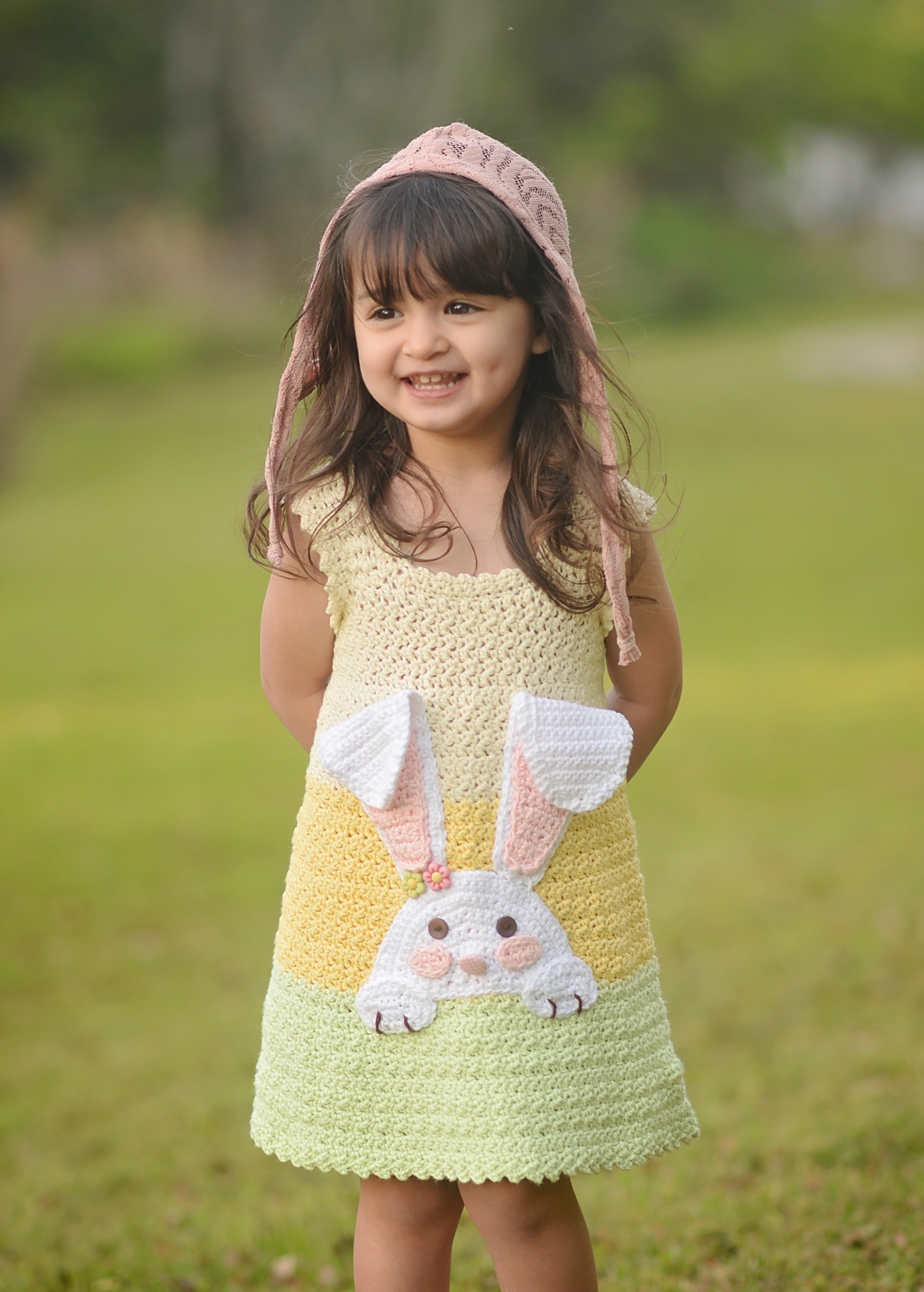 So Hoppy Crochet Sundress Pattern
