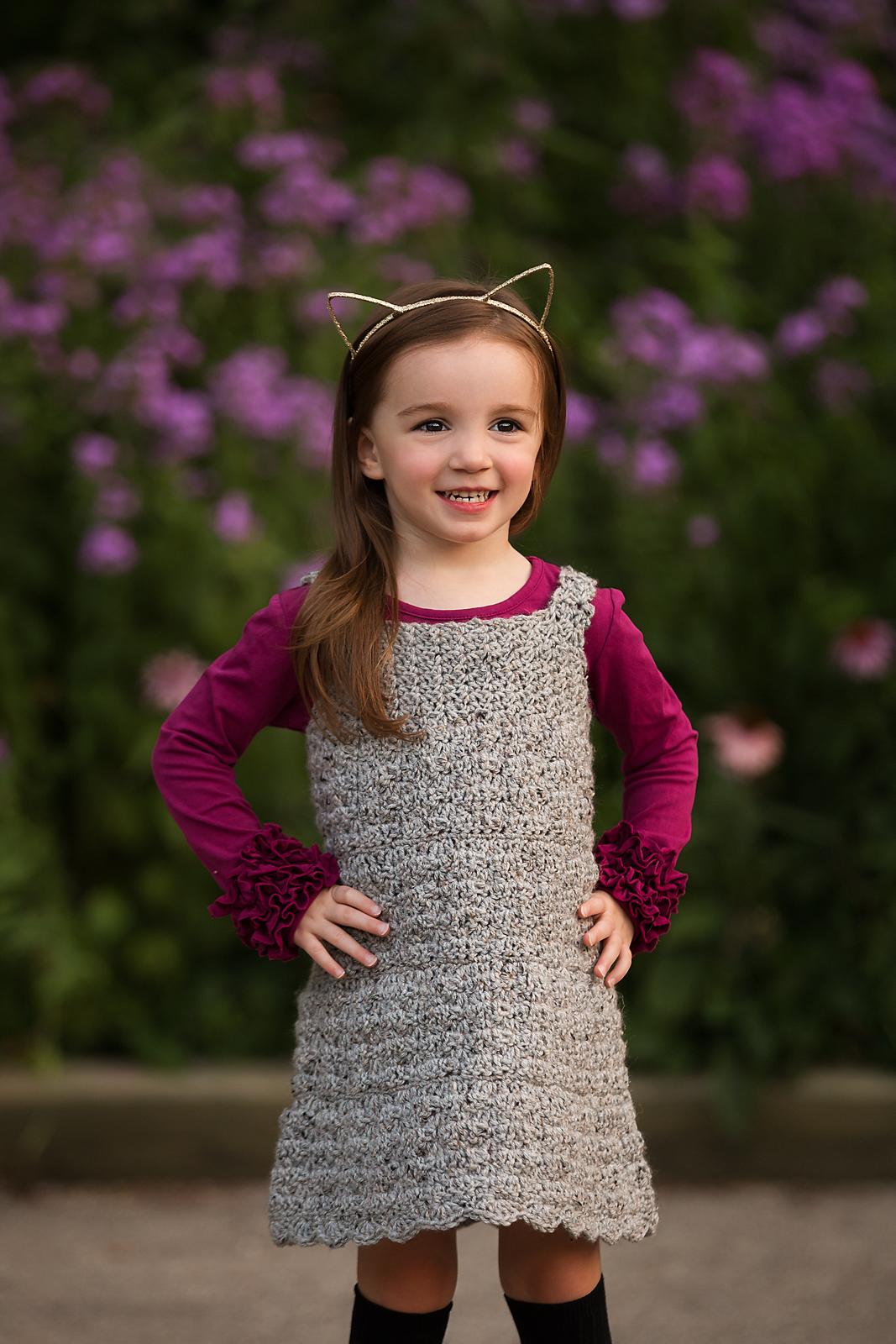 Children\'s Classic Jumper Crochet Pattern - $7.00 : Crochet Garden ...