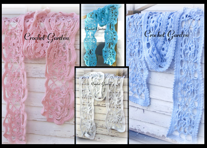 Winter Goddess Scarf Collection