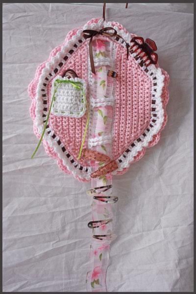 Crochet Pattern, Crochet Snood , Hair Net Patterns
