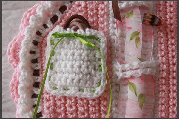 Hair Accessory Organizer Crochet Patterns - $5.84 : Crochet Garden ...