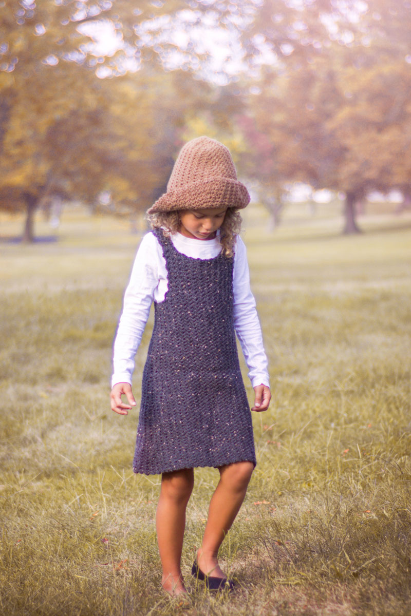 Wool Jumper With Oversized Hat