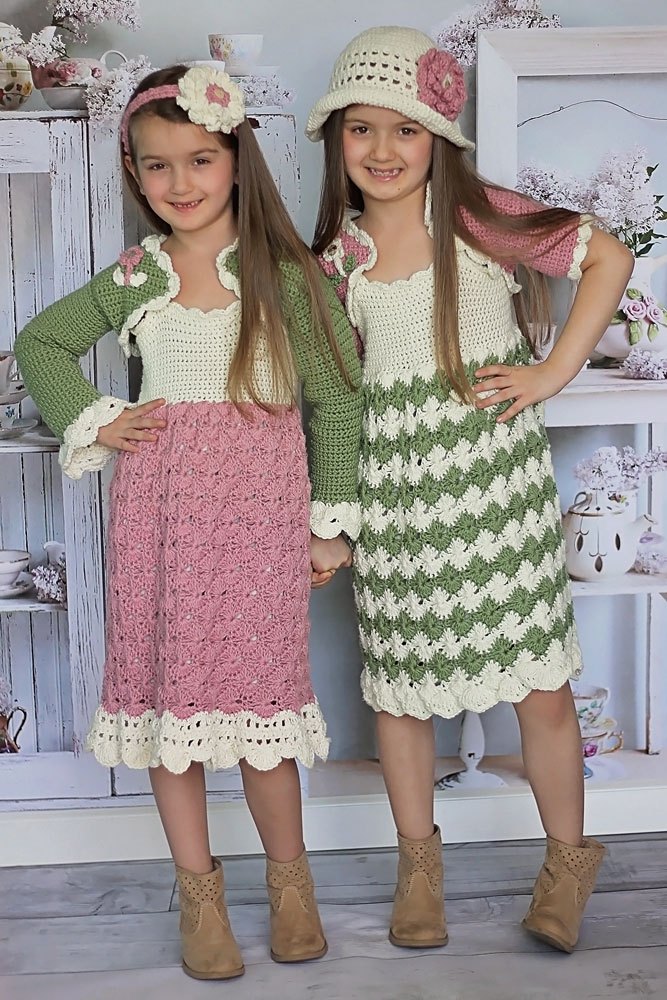 Tea For Two Mix And Match Dress Set