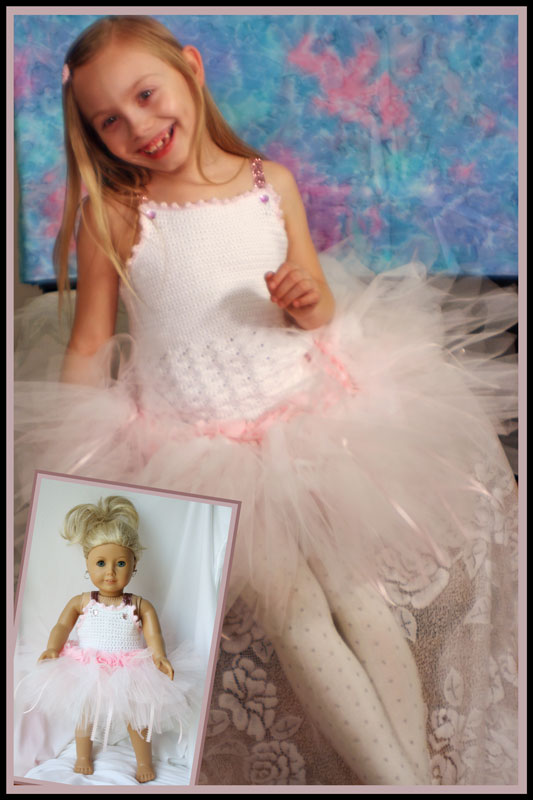 Tutu For Dolly and Me